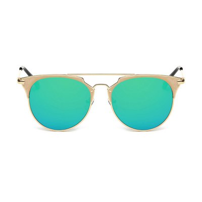 2110 UV-resistant Stylish Sunglasses Goggle with PC LensStylish Sunglasses<br>2110 UV-resistant Stylish Sunglasses Goggle with PC Lens<br><br>Ear-stems Length: 14cm<br>Features: Anti-UV<br>Frame Metarial: Metal<br>Gender: Unisex<br>Lens height: 5.3cm<br>Lens material: PC<br>Lens width: 5.5cm<br>Nose bridge width: 1.6cm<br>Package Contents: 1 x 2110 Sunglasses, 1 x Cleaning Cloth, 1 x Box<br>Package Dimension: 16.50 x 6.00 x 5.00 cm / 6.5 x 2.36 x 1.97 inches<br>Package weight: 0.150 kg<br>Product Dimension: 14.50 x 14.00 x 5.30 cm / 5.71 x 5.51 x 2.09 inches<br>Product weight: 0.031 kg<br>Whole Length: 14.5cm