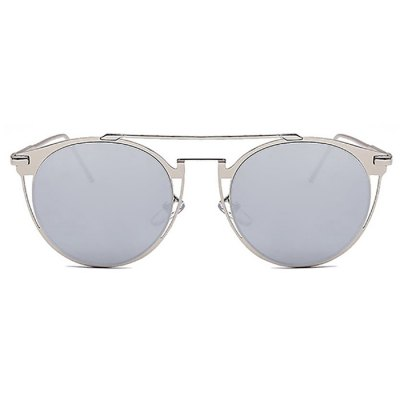 1090 UV-resistant Stylish Sunglasses Goggle with PC LensStylish Sunglasses<br>1090 UV-resistant Stylish Sunglasses Goggle with PC Lens<br><br>Ear-stems Length: 14.5cm<br>Features: Anti-UV<br>Frame Metarial: Metal<br>Gender: Unisex<br>Lens height: 5cm<br>Lens material: PC<br>Lens width: 5.2cm<br>Nose bridge width: 1.7cm<br>Package Contents: 1 x 1090 Sunglasses, 1 x Cleaning Cloth, 1 x Box<br>Package Dimension: 16.50 x 6.00 x 5.00 cm / 6.5 x 2.36 x 1.97 inches<br>Package weight: 0.148 kg<br>Product Dimension: 14.40 x 14.50 x 5.00 cm / 5.67 x 5.71 x 1.97 inches<br>Product weight: 0.029 kg<br>Whole Length: 14.4cm