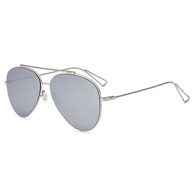 818 UV-resistant Stylish Sunglasses Goggle with PC Lens