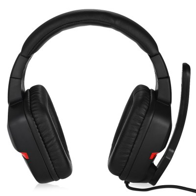 DANYIN DT - 2206G Game Headset for PCEarbud Headphones<br>DANYIN DT - 2206G Game Headset for PC<br><br>Application: Computer<br>Brand: DIANYIN<br>Cable Length (m): 2.1m<br>Compatible with: Computer<br>Connectivity: Wired<br>Driver unit: 40mm<br>Frequency response: 20~20KHz<br>Function: Microphone, Voice control<br>Impedance: 24ohms<br>Language: English<br>Material: PU Leather, PC<br>Model: DT - 2206G<br>Package Contents: 1 x DANYIN DT - 2206G Game Headset<br>Package size (L x W x H): 24.00 x 10.00 x 24.50 cm / 9.45 x 3.94 x 9.65 inches<br>Package weight: 0.509 kg<br>Product size (L x W x H): 17.50 x 8.00 x 20.00 cm / 6.89 x 3.15 x 7.87 inches<br>Product weight: 0.289 kg<br>Sensitivity: 98dB ± 3dB<br>Wearing type: Headband