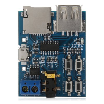 Lossless MP3 Decoder Board Decoding Player Module