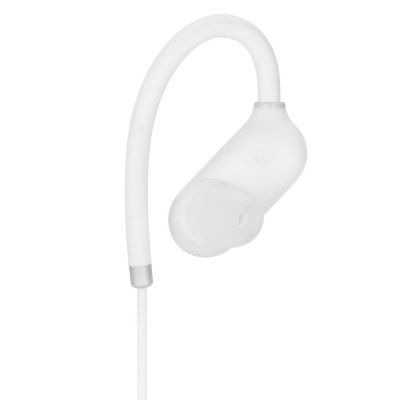 Xiaomi Wireless Bluetooth 4.1 Music Sport EarbudsSports &amp; Fitness Headphones<br>Xiaomi Wireless Bluetooth 4.1 Music Sport Earbuds<br><br>Application: Sport, Mobile phone<br>Battery Capacity(mAh): 100mAh<br>Bluetooth: Yes<br>Bluetooth distance: W/O obstacles 10m<br>Bluetooth mode: Headset, Hands free<br>Bluetooth protocol: A2DP,AVRCP,HFP,HSP<br>Bluetooth Version: V4.1<br>Brand: Xiaomi<br>Color: Black,White<br>Compatible with: Mobile phone<br>Connecting interface: Micro USB<br>Connectivity: Wireless<br>Function: Sweatproof, Multi connection function, Microphone, Bluetooth, Voice control, Waterproof, Answering Phone, Song Switching<br>Impedance: 32ohms<br>Language: No<br>Material: Metal<br>Music Time: 7h<br>Package Contents: 1 x Xiaomi Earbuds, 5 x Pair of Ear Tips, 1 x Charge Cable, 1 x Chinese User Manual<br>Package size (L x W x H): 13.60 x 11.50 x 3.00 cm / 5.35 x 4.53 x 1.18 inches<br>Package weight: 0.103 kg<br>Product weight: 0.019 kg<br>Standby time: 280h<br>Wearing type: In-ear with ear hook