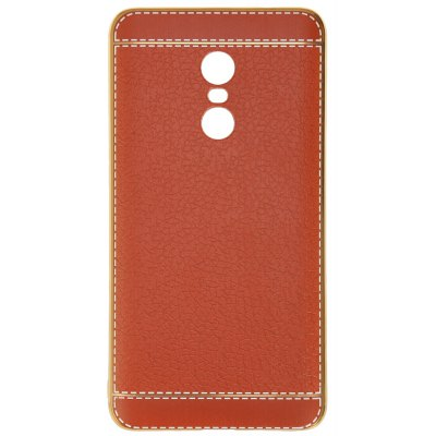 Luanke TPU Back Case Protector for Xiaomi Redmi Note 4