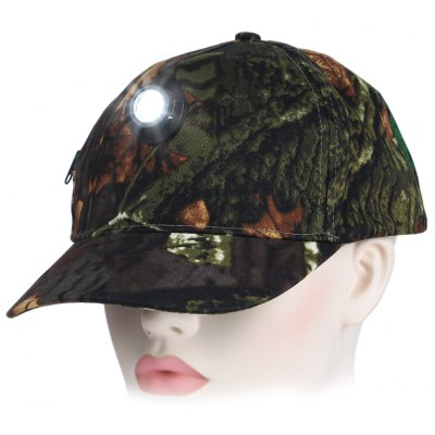 Adjustable Fishing Hat Cap with 5W LED Light