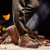 best Genuine Leather Hiking Boots