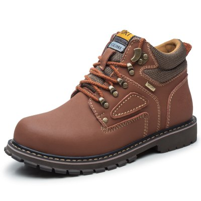 Genuine Leather Hiking Boots