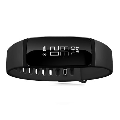V07 Smart WristbandSmart Watches<br>V07 Smart Wristband<br><br>Built-in chip type: NRF51822<br>Bluetooth Version: Bluetooth 4.0<br>Bluetooth calling: Caller ID dispay,Callers name display,Phone call reminder<br>Messaging: Message reminder<br>Health tracker: Heart rate monitor,Pedometer,Sedentary reminder,Sleep monitor<br>Notification: Yes<br>Notification type: WhatsApp<br>Groups of alarm: 3<br>Alert type: Vibration<br>Other Function: Alarm<br>Screen: OLED<br>Operating mode: Touch Screen<br>Type of battery: Li-polymer Battery<br>Battery Capacty: 70mAh<br>Charging Time: About 90mins<br>Standby time: 3 Days<br>People: Female table,Male table<br>Shape of the dial: Rectangle<br>Case material: Alloy<br>Band material: TPU<br>Compatible OS: Android,IOS<br>Compatability: Android 4.4 / iOS 8.0 and above systems<br>Language: English,French,German,Italian,Japanese,Korean,Russian,Simplified Chinese,Spanish,Vietnamese<br>Dial size: 4 x 1.88 x 1.08 cm / 1.57 x 0.74 x 0.43 inches<br>Band size: 23 x 1.88 cm / 9.06 x 0.74 inches<br>Product size (L x W x H): 23.00 x 1.88 x 1.08 cm / 9.06 x 0.74 x 0.43 inches<br>Package size (L x W x H): 9.00 x 9.00 x 2.40 cm / 3.54 x 3.54 x 0.94 inches<br>Product weight: 0.020 kg<br>Package weight: 0.082 kg<br>Package Contents: 1 x V07 Smart Wristband, 1 x Chinese and English User Manual