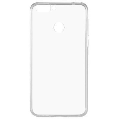 Transparent TPU Phone Case for Oukitel U20 Plus
