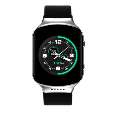 Z80S 3G Smartwatch PhoneSmart Watch Phone<br>Z80S 3G Smartwatch Phone<br><br>Additional Features: Bluetooth, 3G, Wi-Fi, People, Notification, Sound Recorder, MP4, Alarm, 2G, MP3<br>Battery: 420mAh Built-in<br>Bluetooth: Yes<br>Bluetooth Version: V4.0<br>Camera type: Single camera<br>Cell Phone: 1<br>Cores: Quad Core, 1.3GHz<br>CPU: MTK6580<br>English Manual : 1<br>External Memory: Not Supported<br>Frequency: GSM 850/900/1800/1900MHz WCDMA 2100MHz<br>Front camera: 2.0MP<br>Functions: Pedometer<br>GPS: Yes<br>Languages: Multi language<br>Music format: MP3<br>Network type: GSM+WCDMA<br>OS: Android 5.1<br>Package size: 11.00 x 11.00 x 8.00 cm / 4.33 x 4.33 x 3.15 inches<br>Package weight: 0.2330 kg<br>Picture format: JPEG<br>Product size: 5.90 x 4.00 x 14.50 cm / 2.32 x 1.57 x 5.71 inches<br>Product weight: 0.0820 kg<br>RAM: 512MB<br>ROM: 4GB<br>Screen resolution: 320 x 320<br>Screen size: 1.54 inch<br>Screen type: IPS<br>SIM Card Slot: Single SIM<br>Speaker: Supported<br>Support 3G : Yes<br>Type: Watch Phone<br>USB Cable: 1<br>Video format: MP4<br>Wireless Connectivity: Bluetooth 4.0