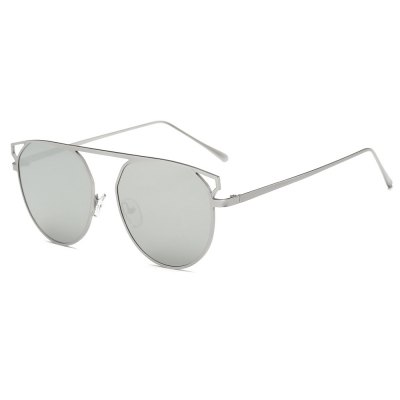 005 UV-resistant Stylish Sunglasses Goggle with PC Lens