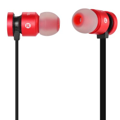 LE - 211 Bluetooth Sport In Ear Wireless HeadphonesSports &amp; Fitness Headphones<br>LE - 211 Bluetooth Sport In Ear Wireless Headphones<br><br>Application: Mobile phone, Sport, Portable Media Player<br>Battery Capacity(mAh): 85mAh<br>Battery Types: Built-in Li-ion battery<br>Bluetooth: Yes<br>Bluetooth Version: V4.1<br>Charging Time.: 2.5h<br>Compatible with: Mobile phone<br>Connectivity: Wireless<br>Driver unit: 11.5mm<br>Frequency response: 20~20KHz<br>Function: Answering Phone, Voice control, Bluetooth, Song Switching, Microphone<br>Impedance: 16ohms±15 percent<br>Language: English<br>Material: Aluminum Alloy, PC<br>Model: LE - 211<br>Music Time: 2.5h<br>Package Contents: 1 x LE - 211 Bluetooth Sport Earbuds, 1 x USB Cable<br>Package size (L x W x H): 13.00 x 8.00 x 5.30 cm / 5.12 x 3.15 x 2.09 inches<br>Package weight: 0.072 kg<br>Product weight: 0.013 kg<br>Sensitivity: 110dB ± 3dB<br>Standby time: 100h<br>Talk time: 3h