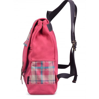 Douguyan 15L BackpackWomens Bags<br>Douguyan 15L Backpack<br><br>Brand: Douguyan<br>Color: Blue,Khaki,Red<br>Material: Canvas<br>Package Size(L x W x H): 32.00 x 10.00 x 40.00 cm / 12.6 x 3.94 x 15.75 inches<br>Package weight: 0.760 kg<br>Packing List: 1 x Douguyan Backpack<br>Product Size(L x W x H): 30.00 x 13.50 x 37.00 cm / 11.81 x 5.31 x 14.57 inches<br>Product weight: 0.700 kg<br>Style: Casual