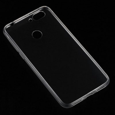 Transparent Soft Phone CaseCases &amp; Leather<br>Transparent Soft Phone Case<br><br>Compatible Model: Oukitel U20 Plus<br>Features: Anti-knock, Back Cover<br>Material: TPU<br>Package Contents: 1 x Phone Case<br>Package size (L x W x H): 21.50 x 14.00 x 2.00 cm / 8.46 x 5.51 x 0.79 inches<br>Package weight: 0.042 kg<br>Product Size(L x W x H): 15.60 x 7.90 x 0.90 cm / 6.14 x 3.11 x 0.35 inches<br>Product weight: 0.018 kg<br>Style: Transparent