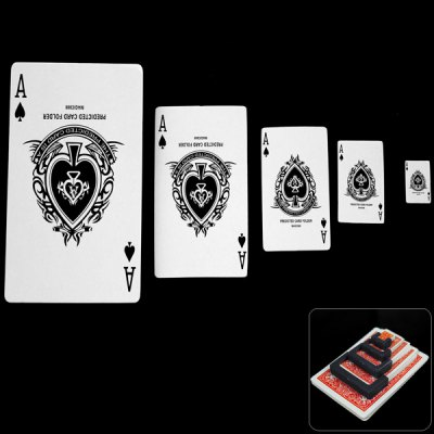 Pack of Magic Shrink Poker Solitaire Props