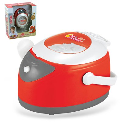 Simulation Appliance Rice Cooker Housekeeping Toy
