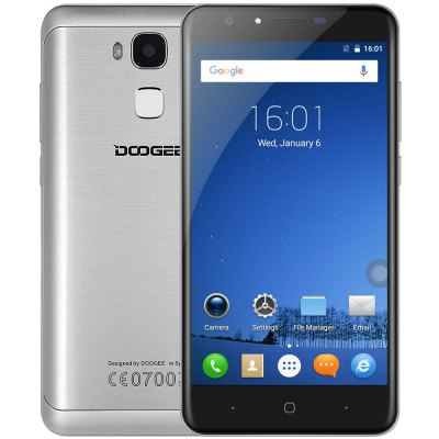 DOOGEE Y6C Android 6.0 5.5 inch 4G Phablet