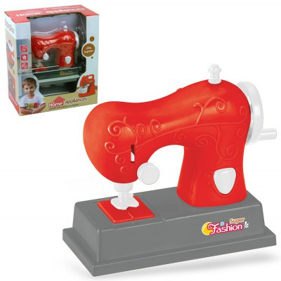 Simulation Appliance Sewing Machine Housekeeping Toy