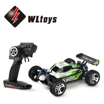 WLtoys A959 - A 1:18 4WD RC Off-road Truck - RTR