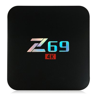 Z69 TV Box, Amlogic S905X with 1GB DDR3 + 16GB ROM, coupon inside【New arrival】