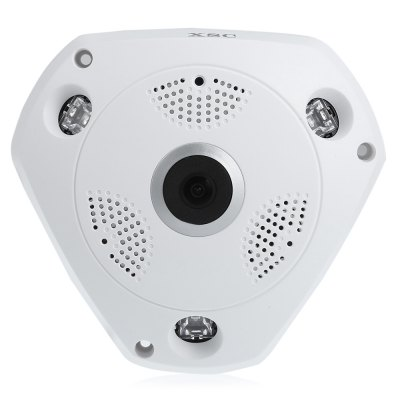 XSC HD 360 Degree Panoramic VR IP Camera