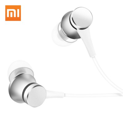 Xiaomi Piston Fresh Version Silver Earphones
