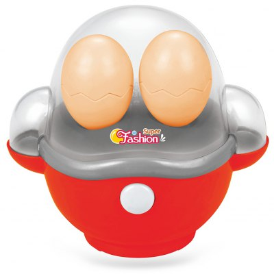 Electric Simulation Appliance Egg Cooker Toy