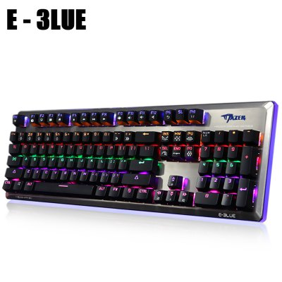 E - 3LUE K727 Mechanical Keyboard Gaming Used