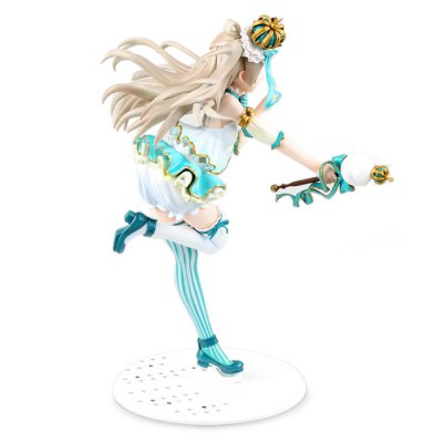 Collectible Animation Figurine Model - 8.66 inchMovies &amp; TV Action Figures<br>Collectible Animation Figurine Model - 8.66 inch<br><br>Completeness: Finished Goods<br>Gender: Unisex<br>Materials: PVC, ABS<br>Package Contents: 1 x Figure Model<br>Package size: 21.50 x 13.00 x 30.00 cm / 8.46 x 5.12 x 11.81 inches<br>Package weight: 0.350 kg<br>Product size: 8.00 x 8.00 x 22.00 cm / 3.15 x 3.15 x 8.66 inches<br>Product weight: 0.300 kg<br>Stem From: Japan<br>Theme: Movie and TV