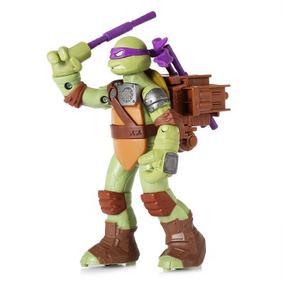6.69 inch MovableJoint Turtle Style Movie Figure