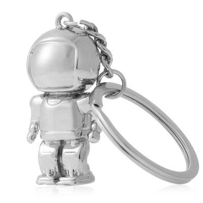 Robot Figure Style Key Chain Toy for Decor