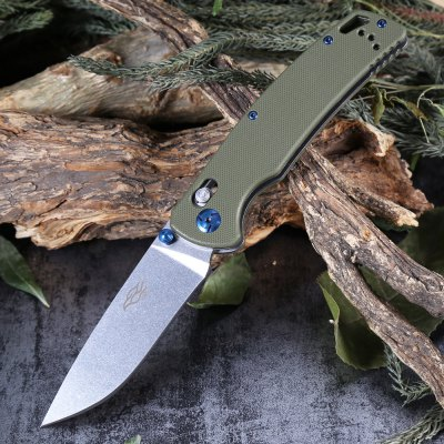 Ganzo Firebird F7542 - GR Pocket Axis Lock Folding Knife CollectionPocket Knives and Folding Knives<br>Ganzo Firebird F7542 - GR Pocket Axis Lock Folding Knife Collection<br><br>Blade Edge Type: Fine<br>Blade Length: 9cm<br>Blade Length Range: 5cm-10cm<br>Blade Material: 440C Stainless Steel<br>Blade Width : 2.7cm<br>Brand: GANZO<br>Clip Length: 6.5cm<br>Color: Army green,Black,Orange<br>Folding Length: 12cm<br>For: Home use, Adventure, Camping<br>Handle Material: G10<br>Lock Type: Axis Lock<br>Package Contents: 1 x Ganzo Firebird F7542 - GR Folding Knife, 1 x Pouch<br>Package size (L x W x H): 13.50 x 5.50 x 3.00 cm / 5.31 x 2.17 x 1.18 inches<br>Package weight: 0.1880 kg<br>Product size (L x W x H): 21.20 x 3.00 x 1.80 cm / 8.35 x 1.18 x 0.71 inches<br>Product weight: 0.1230 kg<br>Unfold Length: 21.2cm<br>Weight Range: 101g-200g