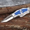420 Stainless Steel Frame Lock Two-blade Folding Knife for Collection deal