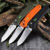 Ganzo Firebird F7562 - OR Pocket Axis Lock Folding Knife photo
