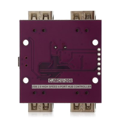 DIY USB 2.0 4 Port Hub Connector Extension BoardRaspberry Pi<br>DIY USB 2.0 4 Port Hub Connector Extension Board<br><br>Package Contents: 1 x USB 2.0 Hub Connector Extension Board<br>Package Size(L x W x H): 7.00 x 6.00 x 2.50 cm / 2.76 x 2.36 x 0.98 inches<br>Package weight: 0.035 kg<br>Product Size(L x W x H): 5.20 x 4.50 x 1.00 cm / 2.05 x 1.77 x 0.39 inches<br>Product weight: 0.015 kg<br>Type: 4 Port USB 2.0 Hub Connector Extension Board