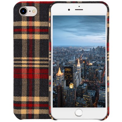 Luanke Fabric Phone Cover Case for iPhone 7