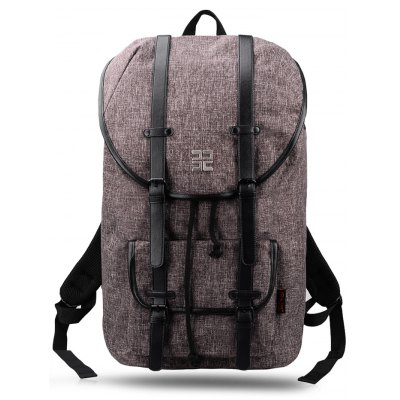 Douguyan 22.9L BackpackMens Bags<br>Douguyan 22.9L Backpack<br><br>Brand: Douguyan<br>Style: Casual<br>Material: Canvas<br>Product weight: 0.865 kg<br>Package weight: 0.920 kg<br>Product Size(L x W x H): 27.00 x 16.00 x 53.00 cm / 10.63 x 6.3 x 20.87 inches<br>Package Size(L x W x H): 30.00 x 10.00 x 35.00 cm / 11.81 x 3.94 x 13.78 inches<br>Packing List: 1 x Douguyan Backpack