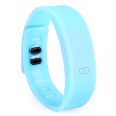 Students LED WatchLED Watches<br>Students LED Watch<br><br>People: Children table<br>Watch style: Fashion<br>Watch color: Ice Blue, Purple, Green, Blue, Rose red, Black<br>Movement type: Digital watch<br>Shape of the dial: Rectangle<br>Display type: LED lamp<br>Case material: ABS<br>Band material: Silicone<br>Clasp type: Buckle<br>Dial size: 5 x 2 x 1 cm / 1.97 x 0.79 x 0.39 inches<br>Band size: 24 x 2 cm / 9.45 x 0.79 inches<br>Product weight: 0.020 kg<br>Package weight: 0.060 kg<br>Product size (L x W x H): 24.00 x 2.00 x 1.00 cm / 9.45 x 0.79 x 0.39 inches<br>Package size (L x W x H): 25.00 x 3.00 x 2.00 cm / 9.84 x 1.18 x 0.79 inches<br>Package Contents: 1 x Students LED Watch