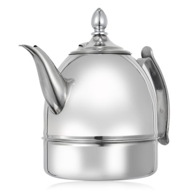 1L Stainless Steel Teapot with Infuser