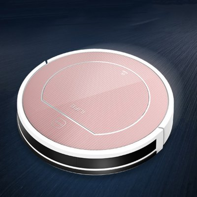 ILIFE V7S Pro Smart Robotic Vacuum CleanerRobot Vacuum<br>ILIFE V7S Pro Smart Robotic Vacuum Cleaner<br><br>Battery Capacity: 2600mAh<br>Brand: ILIFE<br>Charging Time: About 300 minutes<br>Cleaner Types: Vacuum Cleaner<br>Cleaning Area (sq.m.): About 80 - 220<br>Cleaning Modes: border cleaning mode,  concentration cleaning mode,  reservation cleaning mode , Automatic cleaning ?ode<br>Dust Box Capacity: 500ml<br>Feature: Self Charging<br>Floor Types: Wood Floor<br>Frequency (Hz): 50 / 60Hz<br>Function: Dry, Mopping<br>Input Voltage (V)  : 24V<br>Noise (dB): Less than 60dB<br>Package Contents: 1 x Vacuum Cleaner, 1 x Charging Base, 1 x Remote Controller, 1 x Adapter, 2 x Side Brush, 1 x Mop, 2 x AAA Battery, 1 x Cleaning Brush, 1 x Dust Box, 1 x Water Tank Box<br>Package size (L x W x H): 53.00 x 42.00 x 13.50 cm / 20.87 x 16.54 x 5.31 inches<br>Package weight: 5.9900 kg<br>Power (W): 22W<br>Product size (L x W x H): 34.00 x 34.00 x 8.00 cm / 13.39 x 13.39 x 3.15 inches<br>Product weight: 2.9500 kg<br>Water Tank Capacity: 450ml<br>Working Time: About 140 minutes