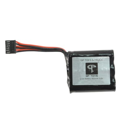 15 - DJ02 9.6V 800mAh Battery for GPTOYS S911