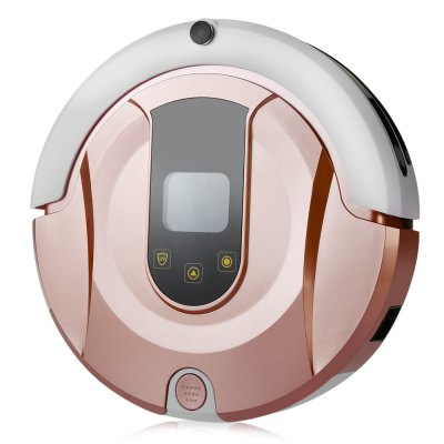 Aosder FR - 8 Smart Robotic Vacuum Cleaner Cordless Sweeping Cleaning Machine Self-recharging Mopping Function
