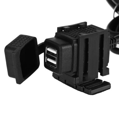 XSC Motorcycle USB Charger for Refitting