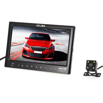 KELIMA 7 inch Car DisplayCar Monitor<br>KELIMA 7 inch Car Display<br><br>Apply To Car Brand: Universal<br>Brand: KELIMA<br>Input: DC 12 - 24V<br>Media Format: MPEG4, RM, RMVB, SVCD, VCD, VOB, MPEG2, MPEG1, MP3, MKV, FLAC, DVD, AAC<br>OSD Language: Chinese,English<br>Package Contents: 1 x KELIMA 7 inch Car Display, 1 x Rearview Camera, 1 x Foam Glue, 3 x Power Cable, 1 x Stand, 1 x Remote Controller, 1 x Lithium Metal Cell Battery, 2 x Screw, 1 x English User Manual<br>Package size (L x W x H): 21.00 x 15.00 x 8.00 cm / 8.27 x 5.91 x 3.15 inches<br>Package weight: 0.7000 kg<br>Power Supply: 7W<br>Pre-loaded Maps: No<br>Product size (L x W x H): 18.00 x 12.00 x 2.00 cm / 7.09 x 4.72 x 0.79 inches<br>Product weight: 0.2330 kg<br>Screen resolution: 800 x 480<br>Screen type: Digital touch screen