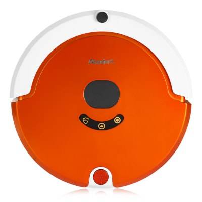 Aosder FR - smile Smart Robotic Vacuum CleanerRobot Vacuum<br>Aosder FR - smile Smart Robotic Vacuum Cleaner<br><br>Accessories Types: Dustbin,Filter,Invisible Wall,Remote Controller,Rolling Brush,Side Brush,Water Tank<br>Battery Capacity: 2000mAh<br>Battery Type: Li-ion rechargeable battery<br>Battery Voltage: 14.8V<br>Brand: Aosder<br>Charging Time: 4 - 5h<br>Cleaning Area (sq.m.): 150 - 180<br>Cleaning Modes: spot cleaning, Automatic cleaning<br>Climb Capability: 2cm<br>Dust Box Capacity: 370ml<br>Frequency (Hz): 55<br>Function: Sweep, Suction, Mopping<br>Input Voltage (V)  : 100 - 240<br>LCD Display: Yes<br>Material             : ABS<br>Noise (dB): Less than 60<br>Package Contents: 1 x Robotic Vacuum Cleaner, 1 x Charging Base, 1 x Invisible Wall, 1 x Remote Controller, 2 x Filter, 1 x Dust Brush, 4 x Side Brush, 1 x Adapter, 1 x English User Manual, 1 x Water Tank<br>Package size (L x W x H): 47.90 x 17.00 x 39.80 cm / 18.86 x 6.69 x 15.67 inches<br>Package weight: 4.4700 kg<br>Power (W): 19<br>Product size (L x W x H): 32.00 x 32.00 x 10.00 cm / 12.6 x 12.6 x 3.94 inches<br>Product weight: 2.7400 kg<br>Remote Control: Yes<br>Remote Controller Power Source: 2 x AAA battery ( not included )<br>Self Recharging: Yes<br>Suction (pa): 800<br>Water Tank Capacity: 180ml<br>Working Temperature: -10 to 45 Degrees Celsius<br>Working Time: 90 - 120min