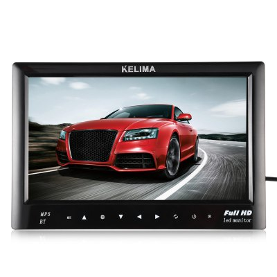 KELIMA 7 inch Car Display DeviceCar Monitor<br>KELIMA 7 inch Car Display Device<br><br>Apply To Car Brand: Universal<br>Brand: KELIMA<br>Input: DC 12 - 24V<br>Media Format: MPEG4, RM, RMVB, SVCD, VCD, VOB, MPEG2, MPEG1, MP3, MKV, FLAC, DVD, AAC<br>OSD Language: Chinese,English<br>Package Contents: 1 x KELIMA 7 inch Car Display, 1 x Power Cable, 1 x Stand, 1 x Remote Controller, 2 x Screw, 1 x Foam Glue, 1 x Lithium Metal Cell Battery, 1 x English User Manual<br>Package size (L x W x H): 21.00 x 15.00 x 8.00 cm / 8.27 x 5.91 x 3.15 inches<br>Package weight: 0.565 kg<br>Power Supply: 7W<br>Pre-loaded Maps: No<br>Product size (L x W x H): 18.00 x 12.00 x 2.00 cm / 7.09 x 4.72 x 0.79 inches<br>Product weight: 0.233 kg<br>Screen resolution: 800 x 480