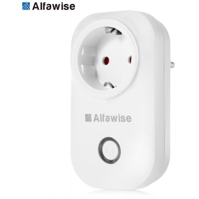 Alfawise WiFi Smart Socket Plug