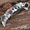 best 3Cr13Mov Tactical Fixed Blade Folding Claw Knife