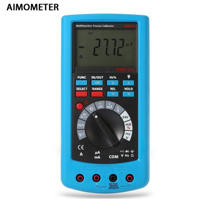 Aimometer AMPX1 Voltage Current Process Calibrator