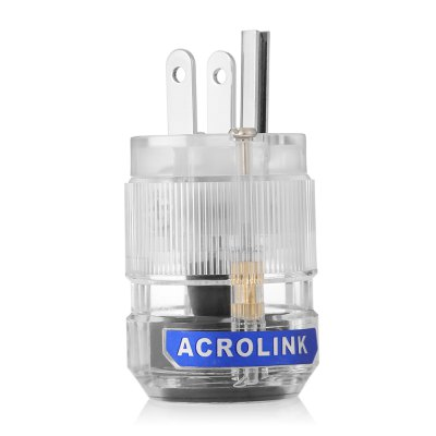 Acrolink HiFi Audio US Power Connector Plug for DIY