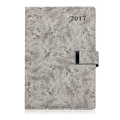 2017 Calendar Plan Notebook